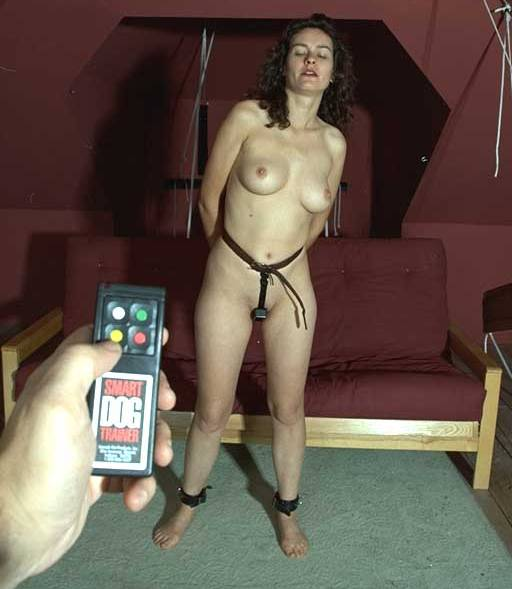 Mistress use two slaves 3